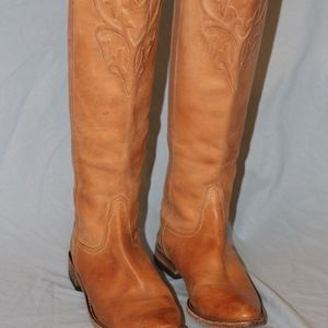 Lucchese Spirit Sandra riding boots